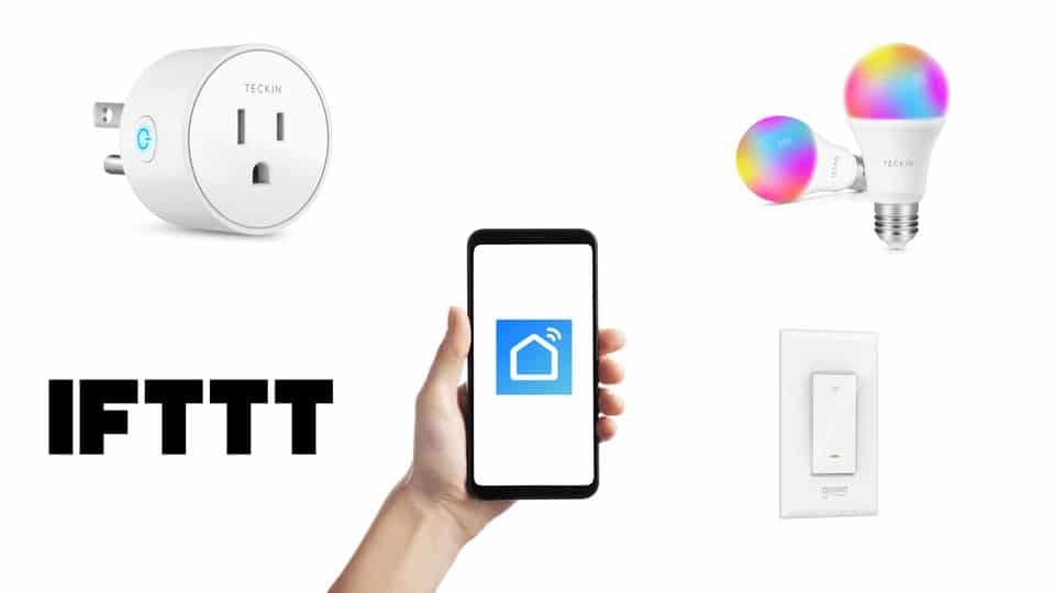 Smart Life App + IFTTT