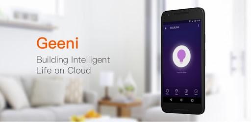 Geeni Camera App