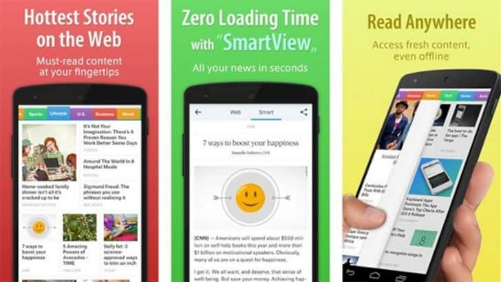 smartnews-mobile-app