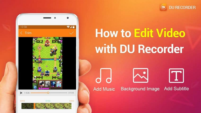 DU Recorder pc