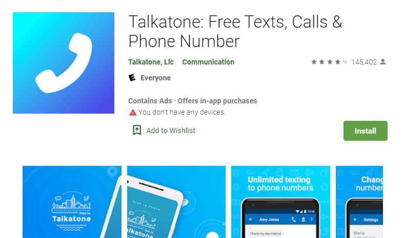 download Talkatone