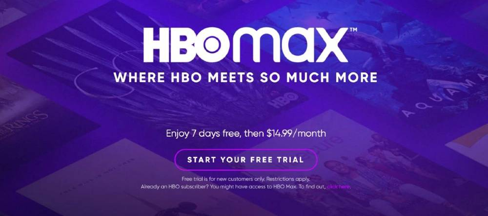 HBO Max Roku Free Trial