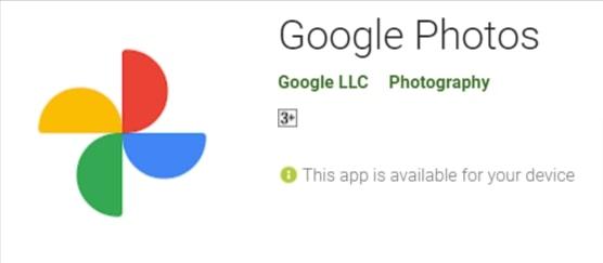 download google photos