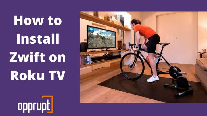 How to Install Zwift on Roku