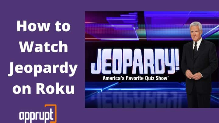 how to get jeopardy on roku