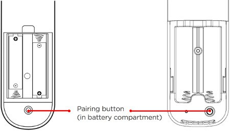 pairing-buttons