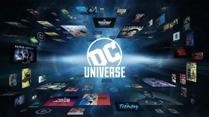 how to get dc universe on roku