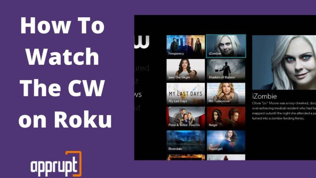 How to Watch the CW on Roku