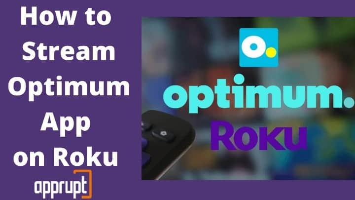does roku have optimum app