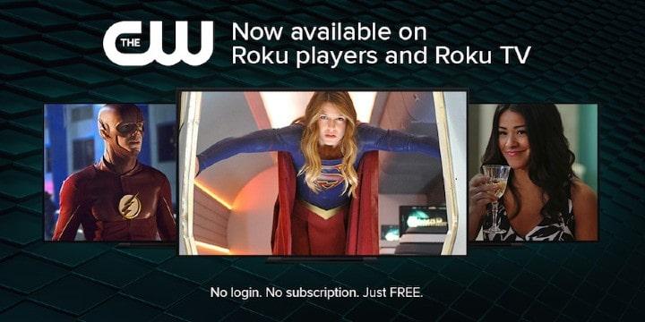 The-CW-on-Roku-free