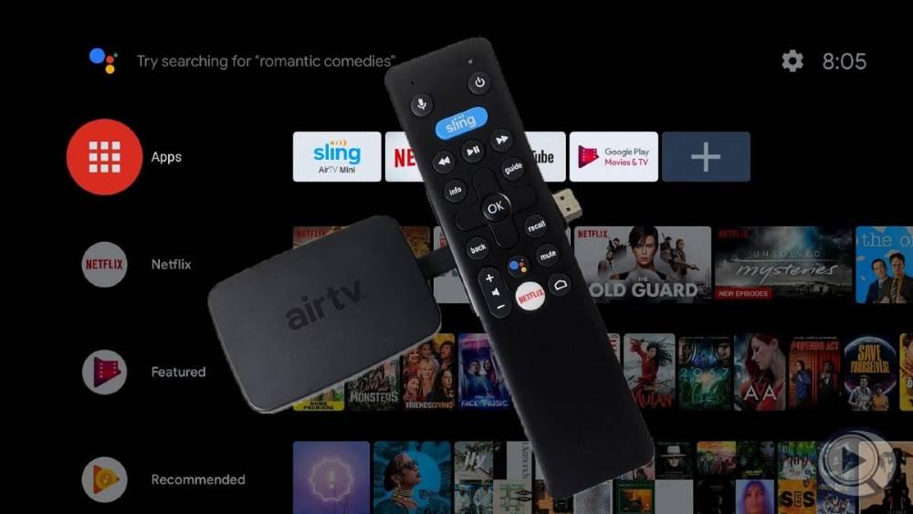 how to watch airtv on roku