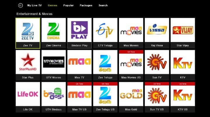 how to watch indian channels on roku for free