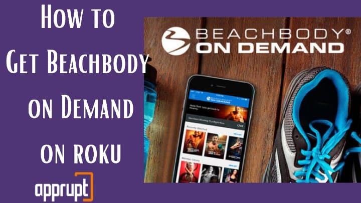 beachbody on demand on roku tv