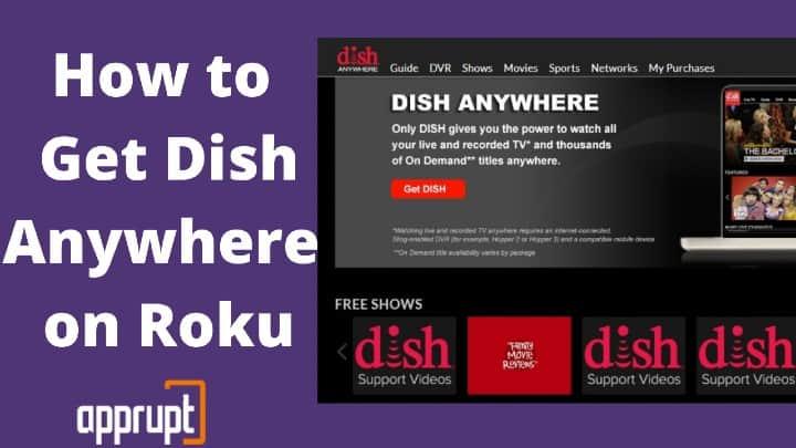 How to Watch Dish Anywhere on Roku