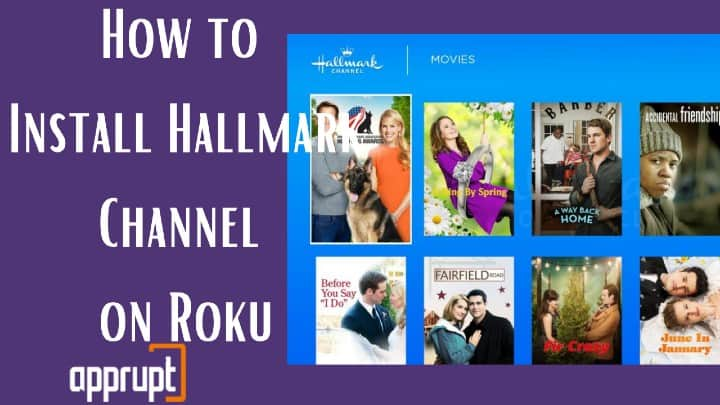how to get hallmark channel on roku