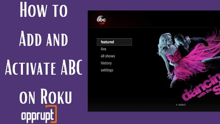 abc channel on roku