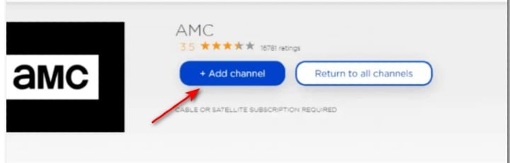 can you get amc on roku
