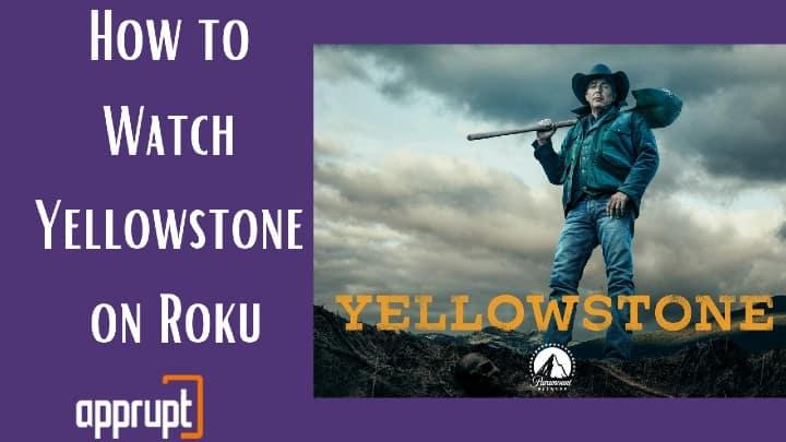 yellowstone on roku season 3