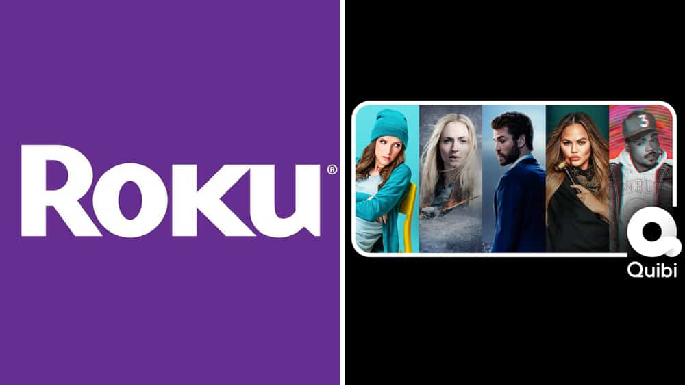 how to get quibi on roku